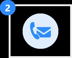 メールまたはお電話にて日程の調整の上、ご予約
