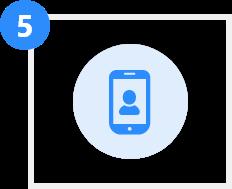 時間になりましたらZoomアプリを立ち上げミーティングIDを入力